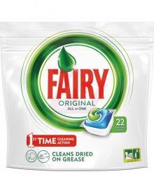 Fairy Original All In One Regular Tabletki do zmywarki 22 sztuki