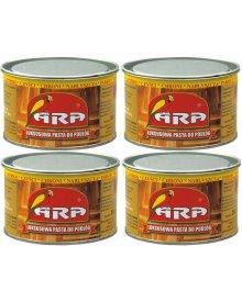 Ara Luksusowa pasta do podłóg czyści chroni nabłyszcza 300ml 4szt