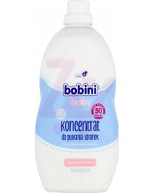 Bobini Baby płyn Koncentrat do płukania ubranek 2 l (50 prań)