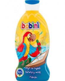 Bobini Płyn do kąpieli barwiący wodę papuga 330 ml