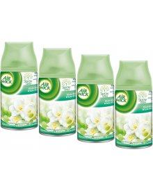 Air Wick Wkład do odświeżacza powietrza białe kwiaty 250 ml 4sztuki