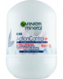GARNIER MINERAL ACTION CONTROL+ ANTYPERSPIRANT W KULCE 50 ML