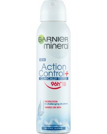 GARNIER MINERAL ACTION CONTROL+ ANTYPERSPIRANT 150 ML