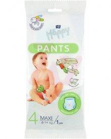 BELLA BABY HAPPY PANTS PIELUCHOMAJTKI 4 MAXI 8-14 KG