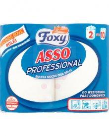 FOXY ASSO PROFESSIONAL RĘCZNIK KUCHENNY 2 ROLKI