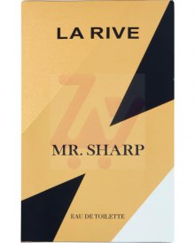 LA RIVE MR. SHARP WODA TOALETOWA MĘSKA 100 ML