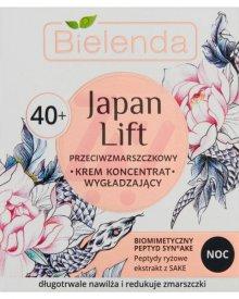 BIELENDA JAPAN LIFT 40+ PRZECIWZMARSZCZKOWY KREM WYGŁADZAJĄCY NA NOC 50 ML