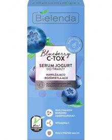 BIELENDA BLUEBERRY C-TOX SERUM JOGURT DO TWARZY 30 ML