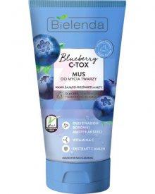 BIELENDA BLUEBERRY C-TOX MUS DO MYCIA TWARZY 135 G