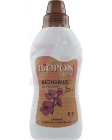 BIOPON NATURAL BIOHUMUS DO STORCZYKÓW 0,5 L