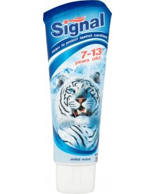 Signal Mild Mint Pasta do zębów dla dzieci 7-13 lat 75 ml