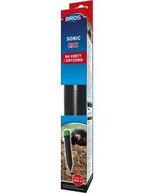 BROS Sonic Max odstrasza krety i gryzonie