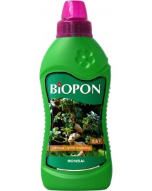 BIOPON nawóz do bonsai płyn 500ml