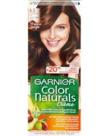 Garnier Color Naturals Crème Farba do włosów naturalnie złoty brąz 4.3
