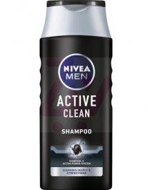 NIVEA MEN ACTIVE CLEAN SZAMPON DO WŁOSÓW 250 ML