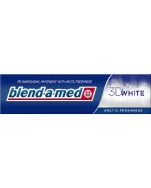 BLEND-A-MED 3DWHITE ARCTIC FRESH WYBIELAJĄCA PASTA DO ZĘBÓW 100ML