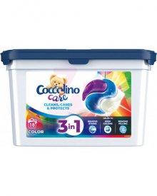 Coccolino Care Kapsułki 3w1 do prania kolorowych tkanin 486 g (18 prań)