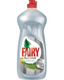 Fairy Platinum Lemon and Lime Płyn do mycia naczyń 720 ml