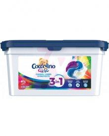 Coccolino Care Kapsułki 3w1 do prania kolorowych tkanin 783 g (29 prań)