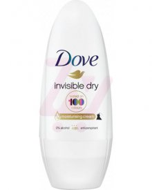 DOVE INVISIBLE DRY ANTYPERSPIRANT W KULCE 50 ML