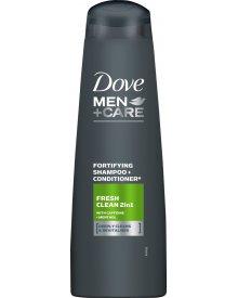 DOVE MEN+CARE FRESH CLEAN 2W1 SZAMPON I ODŻYWKA 400 ML