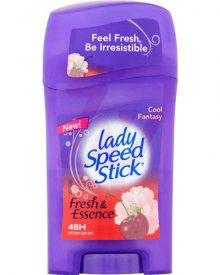 LADY SPEED STICK FRESH & ESSENCE COOL FANTASY ANTYPERSPIRANT W SZTYFCIE 45 G
