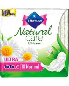 Libresse Podpaski Natural Ultra Normal Clip 10 sztuk