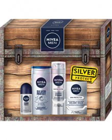 Nivea Silver Collection Zestaw Kosmetyków