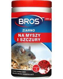 BROS Ziarno na myszy i szczury 300g