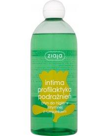 Ziaja Intima Profilaktyka podrażnień Płyn do higieny intymnej z rumiankiem 500 ml