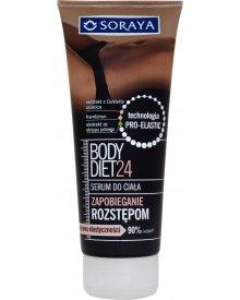 Soraya Body Diet 24 Zapobieganie rozstępom Serum do ciała 200 ml