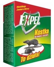 EXPEL kostka na myszy i szczury 100g