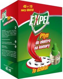 EXPEL płyn do elektrofumigatora na komary 60nocy