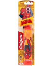 Colgate Spider-Man Szczoteczka do zębów na baterie