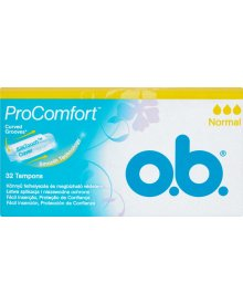 O.B. ProComfort Normal Tampony 32 sztuki
