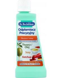 Dr. Beckmann Odplamiacz precyzyjny Tłuszcz i sosy 50 ml