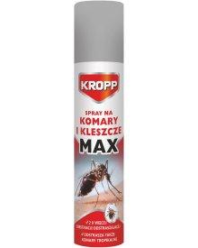 KROPP spray na komary i kleszcze MAX 90ml