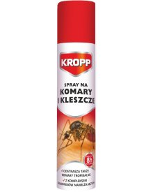 KROPP spray komary i kleszcze 90ml