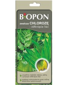 BIOPON do zwalczania chlorozy 20g