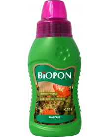 BIOPON nawóz do kaktusów płyn 250ml