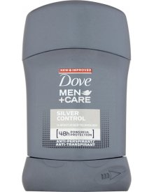 Dove Men+Care Silver Control Antyperspirant w sztyfcie 50 ml