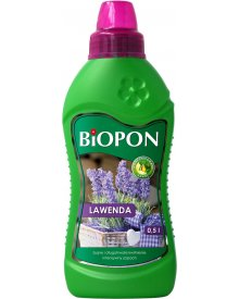 BIOPON nawóz do lawendy płyn 500ml