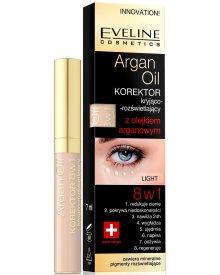 Eveline Argan Oil korektor 8w1 Light 7ml