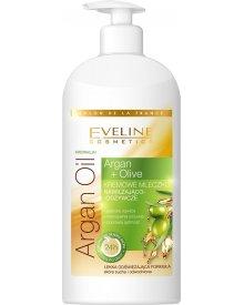 Eveline Argan & Olive mleczko kremowe do ciała 350ml