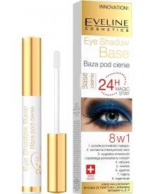 Eveline baza pod cienie do powiek Eye Shadow Base 8w1 7ml