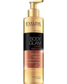 Eveline Body Glam luksusowy balsam do ciała odżywczo-ujędrniający masło kakaowe 225ml