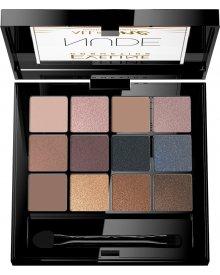 Eveline paleta cieni do powiek All In One 12 kolorów Nude 1szt.