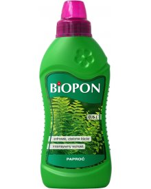 BIOPON nawóz do paproci płyn 500ml