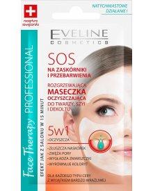 Eveline maseczka SOS 5w1 rozgrzewająco oczyszczająca 7ml