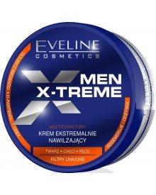Eveline Men X-Treme krem multifunkcyjny eksteralnie nawilżający 200ml